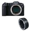 Canon EOS RP Nu + Canon EF-EOS R   Garantie 2 ans
