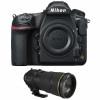 Nikon D850 Cuerpo + AF-S Nikkor 300mm F2.8 G ED VR II | 2 años de garantía