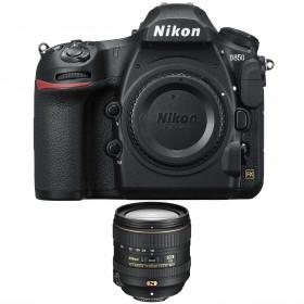 Nikon D850 Cuerpo + AF-S Nikkor 16-80mm f/2.8-4E ED VR | 2 años de garantía