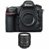 Nikon D850 body + AF-S Nikkor 16-80mm f/2.8-4E ED VR | 2 Years Warranty