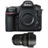 Nikon D850 Nu + AF-S Nikkor 14-24mm f/2.8G ED | Garantie 2 ans
