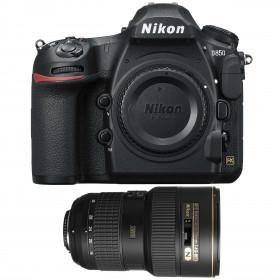 Nikon D850 Nu + AF-S Nikkor 16-35mm f/4G ED VR