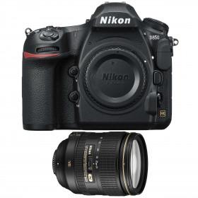 Nikon D850 Cuerpo + AF-S Nikkor 24-120mm F4 G ED VR | 2 años de garantía