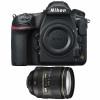 Nikon D850 Nu + AF-S Nikkor 24-120mm F4 G ED VR | Garantie 2 ans