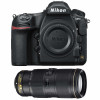 Nikon D850 body + AF-S Nikkor 70-200mm f/4G ED VR | 2 Years Warranty