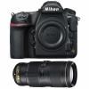 Nikon D850 Nu + AF-S Nikkor 70-200mm f/4G ED VR | Garantie 2 ans
