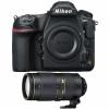 Nikon D850 body + AF-S Nikkor 80-400mm f/4.5-5.6G ED VR | 2 Years Warranty