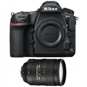 Nikon D850 Cuerpo + AF-S Nikkor 28-300mm F3.5-5.6 G ED VR | 2 años de garantía