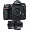 Nikon D850 Nu + Sigma 14-24mm F2.8 DG HSM Art | Garantie 2 ans