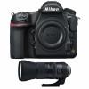 Nikon D850 Cuerpo + Tamron SP 150-600mm F5-6.3 Di VC USD G2   2 años de garantía