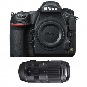 Nikon D850 Nu + Sigma 100-400mm F5-6.3 DG OS HSM Contemporary