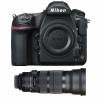 Nikon D850 Nu + Sigma 120-300mm F2.8 DG OS HSM Sport | Garantie 2 ans