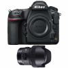 Nikon D850 body + Sigma 14mm F1.8 DG HSM Art | 2 Years Warranty