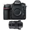 Nikon D850 Nu + Sigma 20mm F1.4 DG HSM Art | Garantie 2 ans
