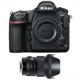 Nikon D850 Nu + Sigma 24mm F1.4 DG HSM Art
