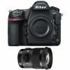Nikon D850 Nu + Sigma 50mm F1.4 DG HSM Art   Garantie 2 ans