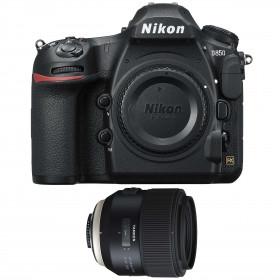 Nikon D850 Nu + Tamron SP 85mm F1.8 Di VC USD