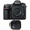 Nikon D850 Cuerpo + Tamron SP 85mm F1.8 Di VC USD | 2 años de garantía