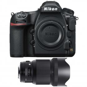 Nikon D850 Nu + Sigma 85mm F1.4 DG HSM Art