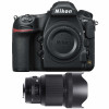 Nikon D850 Nu + Sigma 85mm F1.4 DG HSM Art | Garantie 2 ans
