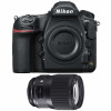 Nikon D850 body + Sigma 135mm F1.8 DG HSM Art | 2 Years Warranty