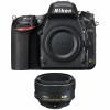 Nikon D750 Body + AF-S Nikkor 58mm f/1.4G | 2 Years Warranty