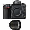 Nikon D750 Nu + AF-S Nikkor 85mm f/1.4G