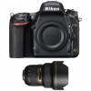 Nikon D750 Nu + AF-S Nikkor 14-24mm f/2.8G ED | Garantie 2 ans