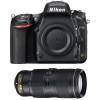 Nikon D750 Nu + AF-S Nikkor 70-200mm f/4G ED VR | Garantie 2 ans