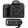 Nikon D750 Body + AF-S Nikkor 80-400mm f/4.5-5.6G ED VR | 2 Years Warranty