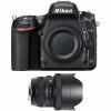 Nikon D750 Nu + Sigma 12-24mm F4 DG HSM Art | Garantie 2 ans