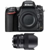 Nikon D750 Body  + Sigma 14-24mm F2.8 DG HSM Art | 2 Years Warranty