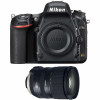 Nikon D750 Body + Tamron SP 24-70mm F2.8 Di VC USD G2 | 2 Years Warranty