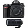 Nikon D750 Cuerpo  + Tamron SP 70-200mm f2.8 Di VC USD G2 | 2 años de garantía