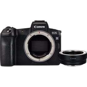Canon EOS R Nu + Canon EF EOS R