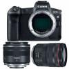 Canon EOS R + RF 24-105 mm f/4L IS USM + RF 35mm f/1.8 Macro IS STM   2 Years Warranty