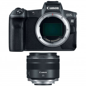 Canon EOS R + RF 35mm f/1.8 Macro IS STM | 2 Years Warranty
