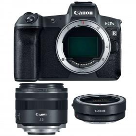 Canon EOS R + RF 35mm f/1.8 Macro IS STM + Canon EF EOS R | 2 Years Warranty