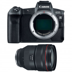 Canon EOS R + RF 28-70mm f/2L USM | 2 Years Warranty