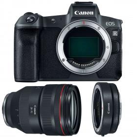 Canon EOS R + RF 28-70mm f/2L USM + Canon EF EOS R | 2 Years Warranty