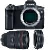 Canon EOS R + RF 28-70mm f/2L USM + Canon EF EOS R | 2 años de garantía