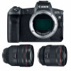 Canon EOS R + RF 28-70mm f/2L USM + RF 50mm f/1.2L USM | 2 Years Warranty