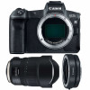 Canon EOS R + Tamron SP 15-30mm F/2.8 Di VC USD G2 + Canon EF EOS R | 2 Years Warranty