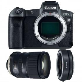 Canon EOS R + Tamron SP 24-70mm F/2.8 Di VC USD G2 + Canon EF EOS R | 2 Years Warranty
