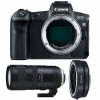 Canon EOS R + Tamron SP 70-200mm F/2.8 Di VC USD G2 + Canon EF EOS R   2 años de garantía