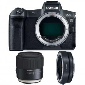 Canon EOS R + Tamron SP 35mm F/1.8 Di VC USD + Canon EF EOS R | 2 Years Warranty