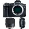 Canon EOS R + Tamron SP 35mm F/1.8 Di VC USD + Canon EF EOS R