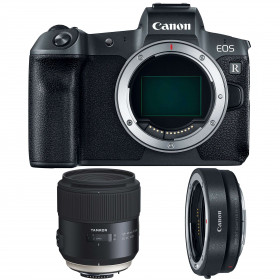 Canon EOS R + Tamron SP 45mm F/1.8 Di VC USD + Canon EF EOS R | 2 Years Warranty