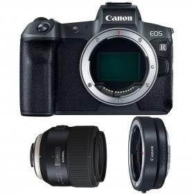 Canon EOS R + Tamron SP 85mm F/1.8 Di VC USD + Canon EF EOS R