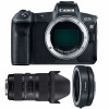 Canon EOS R + Sigma 18-35mm F1.8 DC HSM Art + Canon EF EOS R | Garantie 2 ans